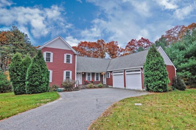 45 Twin Diamond Drive, Bridgewater, MA 02324 (MLS #72420703) :: ALANTE Real Estate