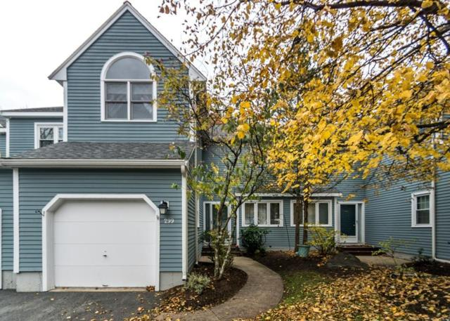 299 Bishops Forest Drive #299, Waltham, MA 02452 (MLS #72420738) :: Trust Realty One
