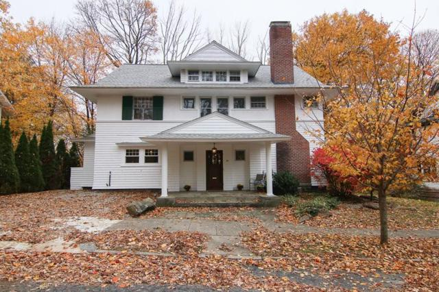 46 Beeching St, Worcester, MA 01602 (MLS #72420792) :: ALANTE Real Estate