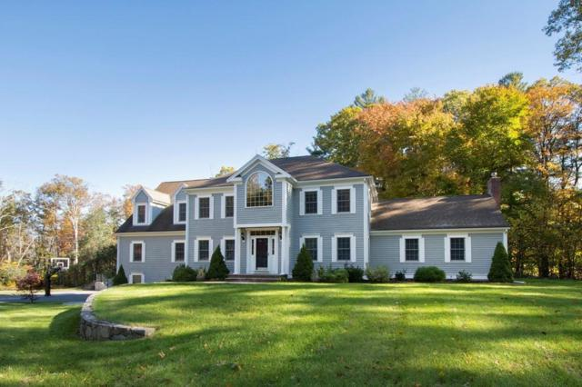 1 Spring Brook Dr, Norwell, MA 02061 (MLS #72420796) :: ALANTE Real Estate