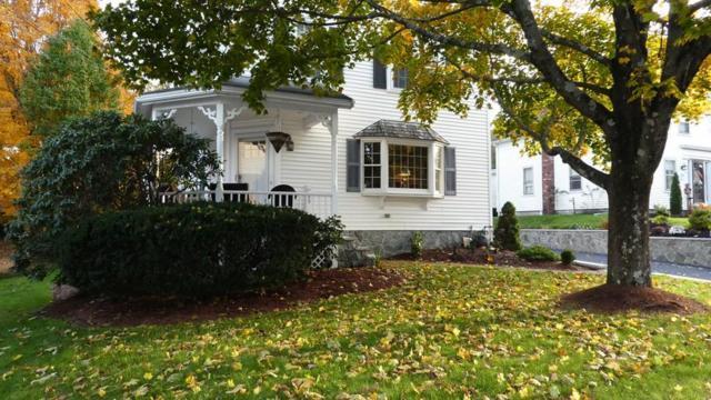 49 Mechanic St, Foxboro, MA 02035 (MLS #72420831) :: ALANTE Real Estate