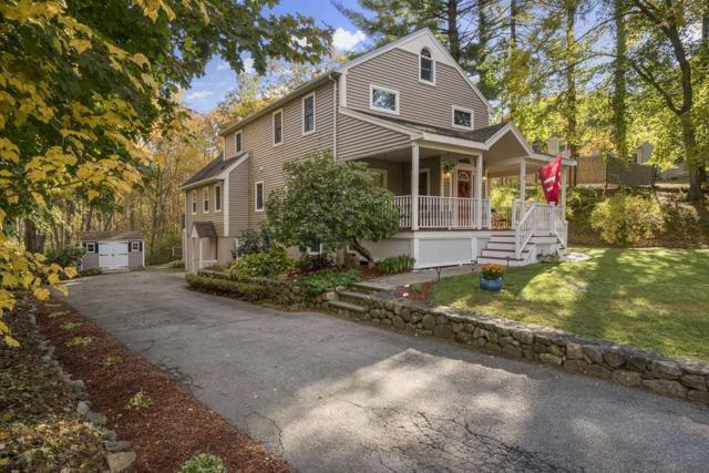 232 Cushing St, Hingham, MA 02043 (MLS #72420835) :: ALANTE Real Estate