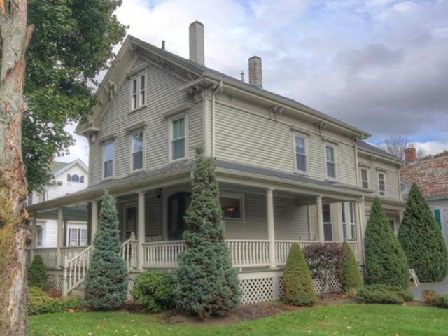 92 South St, Bridgewater, MA 02324 (MLS #72420873) :: ALANTE Real Estate