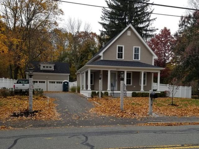 105 Union St, Bridgewater, MA 02324 (MLS #72420891) :: ALANTE Real Estate