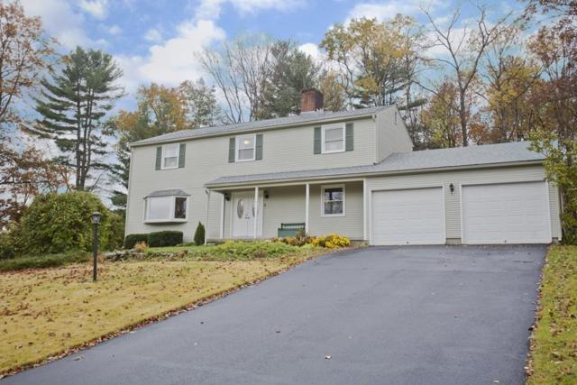 4 Forest Glade Dr, Wilbraham, MA 01095 (MLS #72421109) :: NRG Real Estate Services, Inc.
