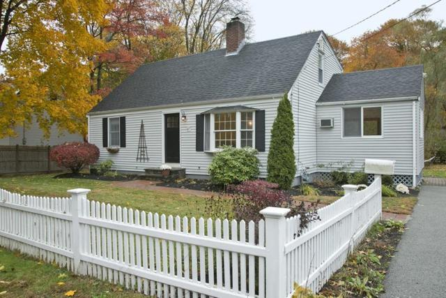 47 Smith Road, Hingham, MA 02043 (MLS #72421195) :: The Goss Team at RE/MAX Properties