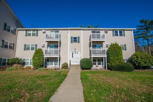 1619 Braley Rd #102, New Bedford, MA 02745 (MLS #72421230) :: Westcott Properties