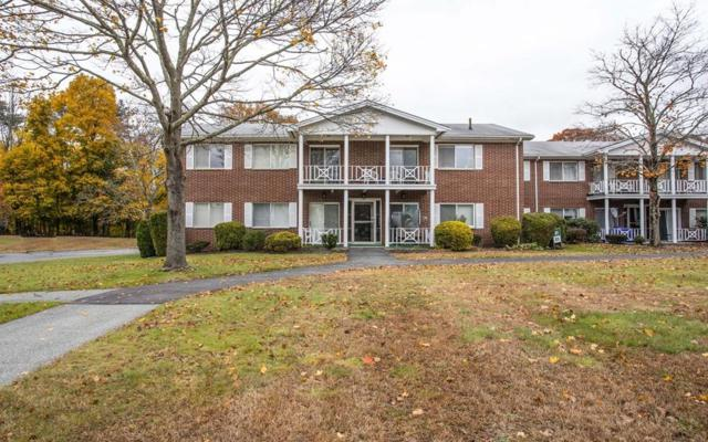 19 Bayberry Dr #1, Sharon, MA 02067 (MLS #72421301) :: ALANTE Real Estate