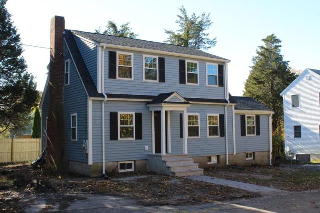 49 Jones St, Marshfield, MA 02050 (MLS #72421334) :: ALANTE Real Estate