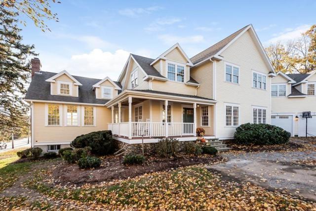 2 Stevens Way, Hingham, MA 02043 (MLS #72421567) :: ALANTE Real Estate