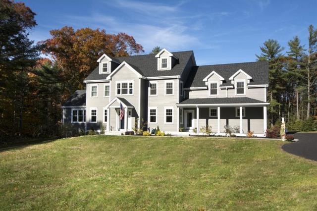 163 Grove Street, Norwell, MA 02061 (MLS #72421656) :: ALANTE Real Estate