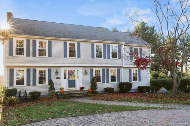 119 Blueberry Hill Ln, North Andover, MA 01845 (MLS #72421835) :: ERA Russell Realty Group
