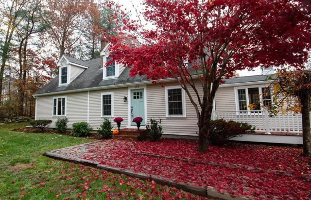 125 South St, Norwell, MA 02061 (MLS #72421934) :: ALANTE Real Estate