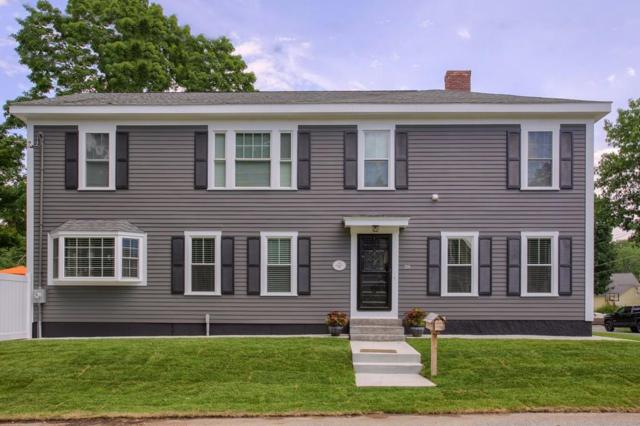 28 Washington Street, Chelmsford, MA 01863 (MLS #72421965) :: Apple Country Team of Keller Williams Realty