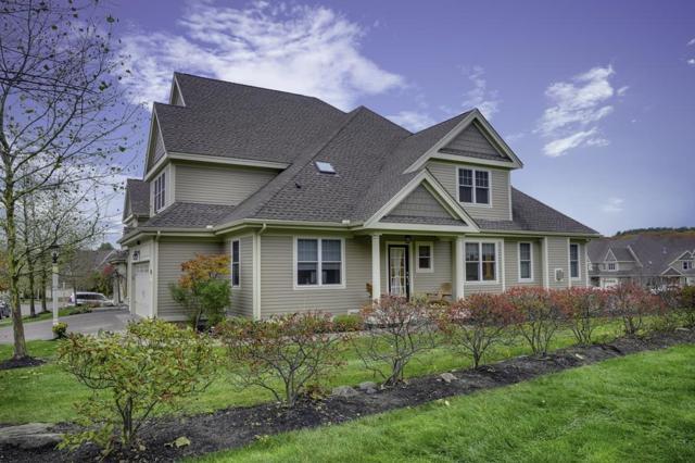 6 Old County #21, Sudbury, MA 01776 (MLS #72422033) :: ALANTE Real Estate