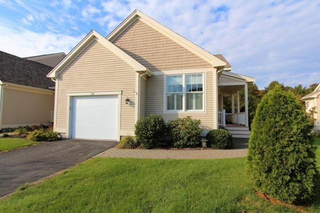 110 Grey Hawk Dr #110, Mashpee, MA 02649 (MLS #72422090) :: ALANTE Real Estate