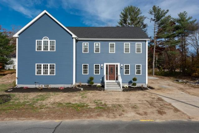 1440 Plymouth Street, Bridgewater, MA 02324 (MLS #72422182) :: ALANTE Real Estate