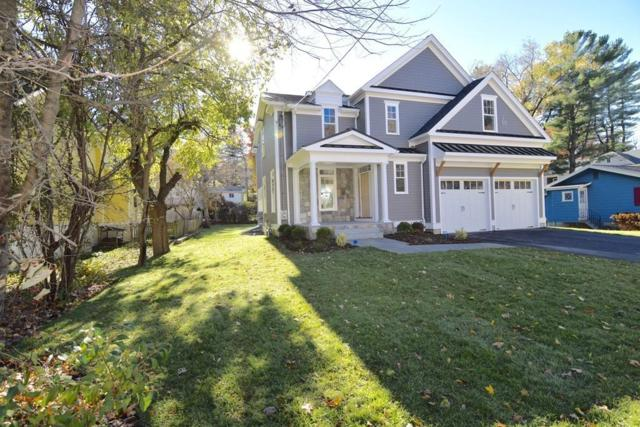 1312 Great Plain Avenue, Needham, MA 02492 (MLS #72422213) :: The Gillach Group