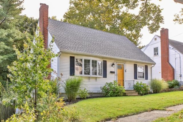 78 Upton Street, Quincy, MA 02169 (MLS #72422375) :: ALANTE Real Estate