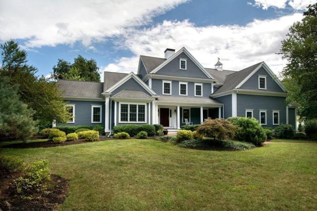176 Pine Street, Norwell, MA 02061 (MLS #72422400) :: ALANTE Real Estate