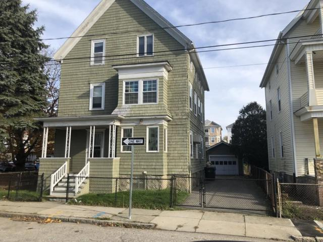 64 Montaup St, Fall River, MA 02724 (MLS #72422484) :: Cobblestone Realty LLC