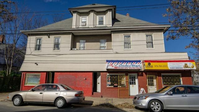 395-407 Lowell St, Lawrence, MA 01841 (MLS #72422510) :: ALANTE Real Estate