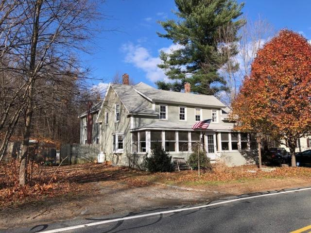 140 Quinapoxet St, Holden, MA 01522 (MLS #72422587) :: Apple Country Team of Keller Williams Realty