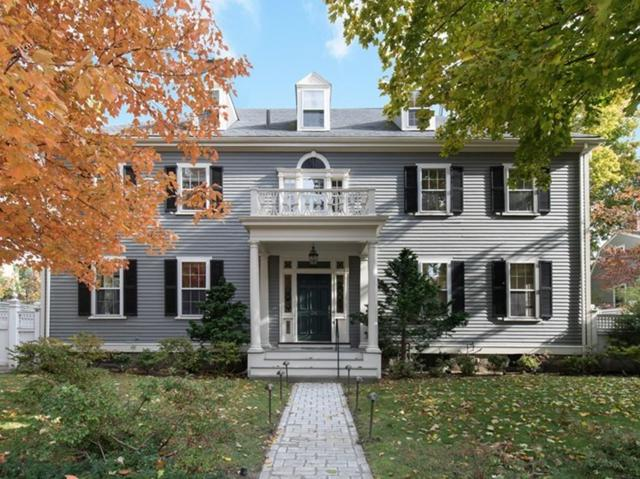 26 Elmwood Avenue, Cambridge, MA 02138 (MLS #72422626) :: Goodrich Residential