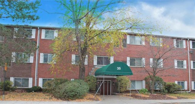 35 Prospect St #215, Woburn, MA 01801 (MLS #72422645) :: Exit Realty