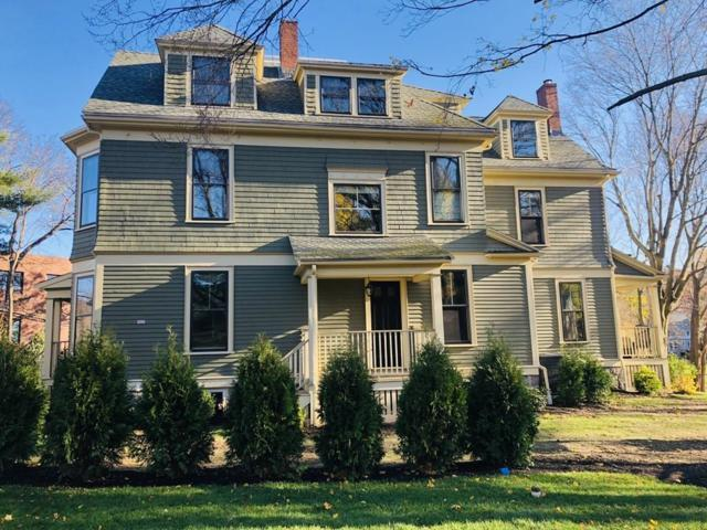 84 Paul Street, Newton, MA 02459 (MLS #72422698) :: Westcott Properties