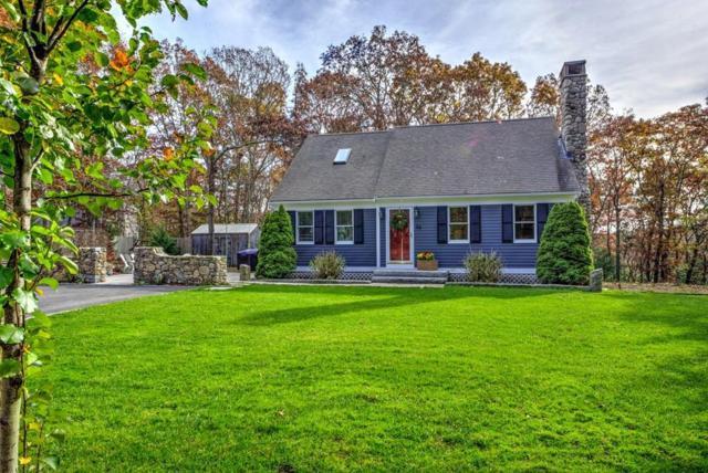 24 Valerie Cir, Mashpee, MA 02649 (MLS #72422805) :: ALANTE Real Estate