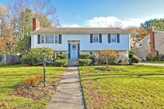 28 Standish Road, Needham, MA 02492 (MLS #72422870) :: The Gillach Group