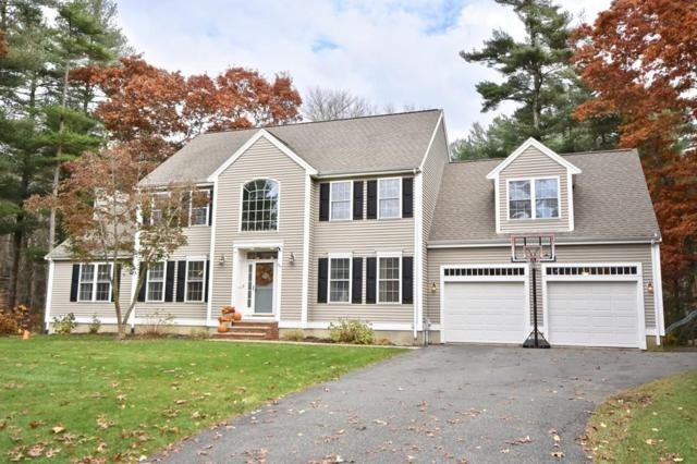 86 Saddleworth Way, Middleboro, MA 02347 (MLS #72422882) :: ALANTE Real Estate