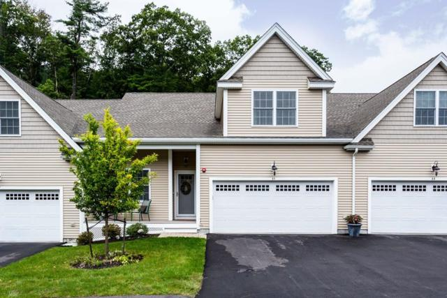 35 Tuscany Drive #35, Franklin, MA 02038 (MLS #72422902) :: Primary National Residential Brokerage