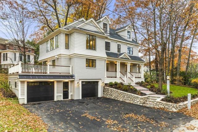 11 Meadowcroft Road, Winchester, MA 01890 (MLS #72423009) :: COSMOPOLITAN Real Estate Inc