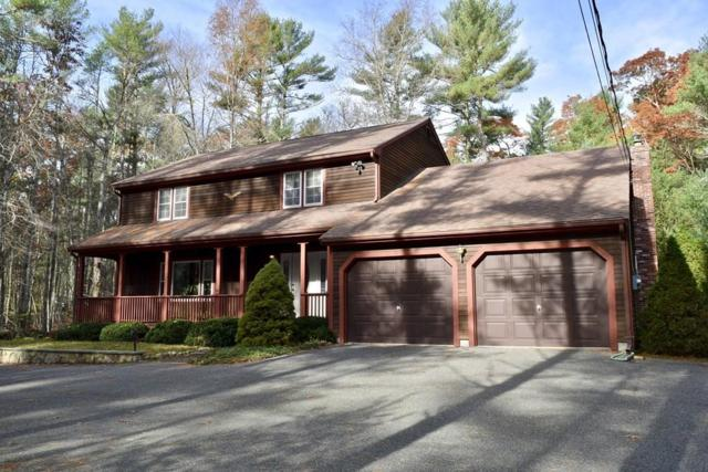 101 Burgess Ave, Rochester, MA 02770 (MLS #72423043) :: ALANTE Real Estate