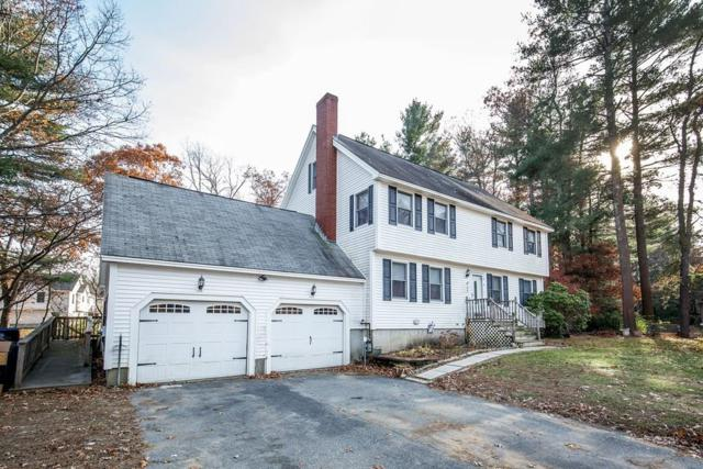 2 Jared Circle, Billerica, MA 01821 (MLS #72423099) :: ALANTE Real Estate