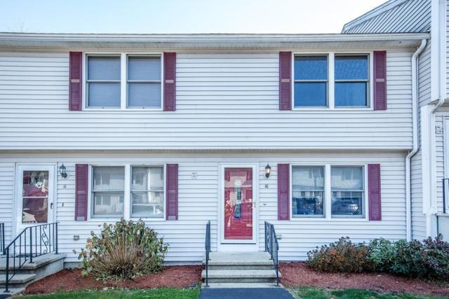 91 Donohue Rd #10, Dracut, MA 01826 (MLS #72423117) :: Local Property Shop