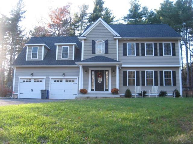 238 Silver Street, Monson, MA 01057 (MLS #72423144) :: Local Property Shop