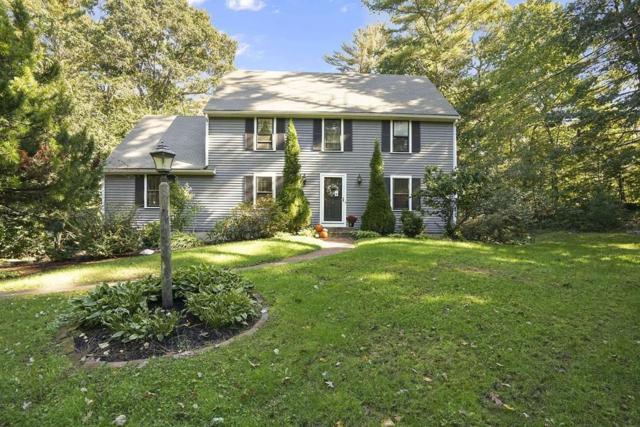 91 Buckboard Rd, Duxbury, MA 02332 (MLS #72423214) :: ALANTE Real Estate
