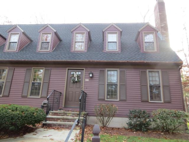 500 Wellman Ave. #500, Chelmsford, MA 01863 (MLS #72423223) :: Charlesgate Realty Group