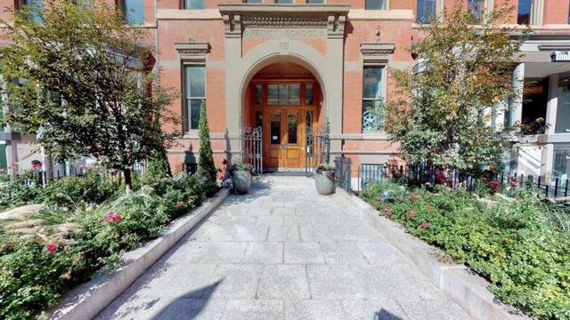 201 Newbury St #203, Boston, MA 02116 (MLS #72423226) :: Goodrich Residential