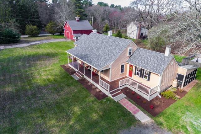 78 Dean Street, Norton, MA 02766 (MLS #72423291) :: ALANTE Real Estate