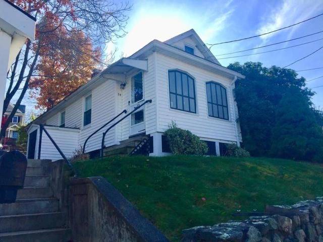 34 Montclair Ave, Waltham, MA 02451 (MLS #72423315) :: Trust Realty One