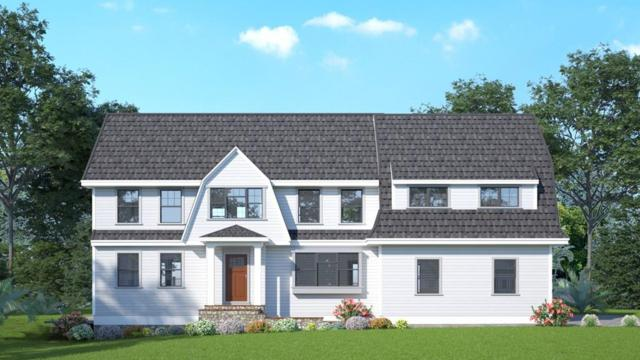 1548 Great Plain Ave, Needham, MA 02492 (MLS #72423427) :: The Gillach Group