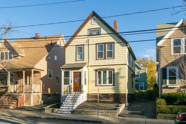 27 Partridge Ave, Somerville, MA 02145 (MLS #72423489) :: Vanguard Realty