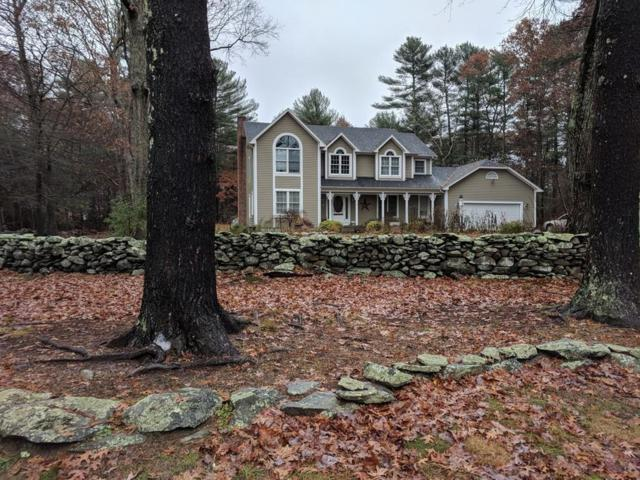 21 Tiger Lily Trl, Rehoboth, MA 02769 (MLS #72423524) :: The Muncey Group