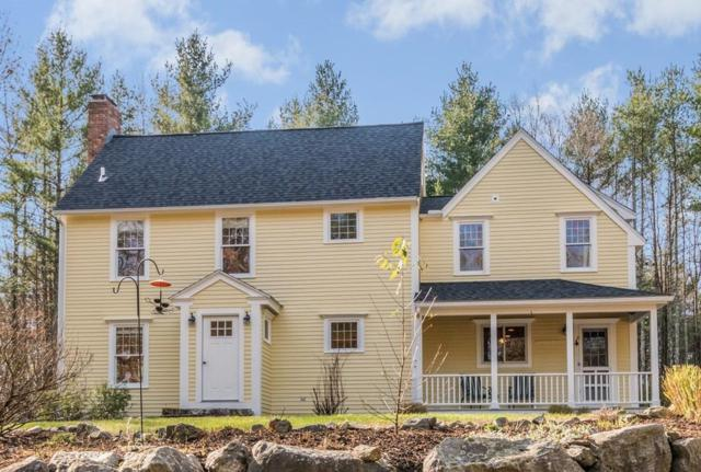 44 Whitcomb Road, Bolton, MA 01740 (MLS #72423555) :: The Home Negotiators