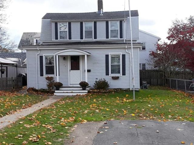 256 Clifford St, New Bedford, MA 02745 (MLS #72423594) :: Trust Realty One
