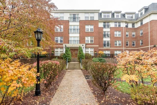 300 Allston Street #216, Boston, MA 02135 (MLS #72423620) :: The Muncey Group